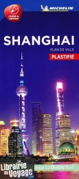 Editions Michelin - Plan plastifié de Shanghai