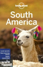 Lonely Planet - Guide (en anglais) - South America (Amérique du sud)