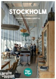 Trips and Tips - Guide - Stockholm - Culture Food Design