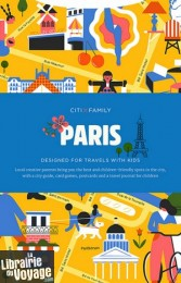 Victionary Publishing - Collection CITIXFamily - Guide de Paris (en anglais) - Voyage avec des enfants