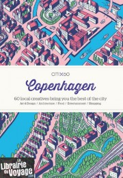 Victionary Publishing - Collection CITIX60 - Guide de Copenhague (en anglais)