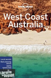 Lonely Planet - Guide (en anglais) - West coast Australia