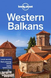 Lonely Planet - Guide (en anglais) - Western Balkans