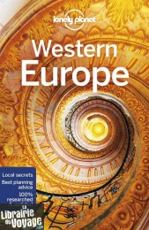 Lonely Planet - Guide (en anglais) - Western Europe