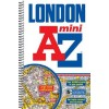 A-Z Map publishing - Mini Atlas des rues de Londres - à spirales