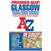A-Z Map publishing - Plan de Glasgow