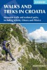 Cicerone - Guide de randonnées (en anglais) - Croatie - Walks and Treks in Croatia mountain trails and national parks (including Velebit, Dinara and Plitvice)