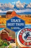 Lonely Planet (en anglais) - Guide - USA's Best Trips