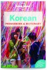 Lonely Planet (en anglais) - Korean phrasebook (Coréen)